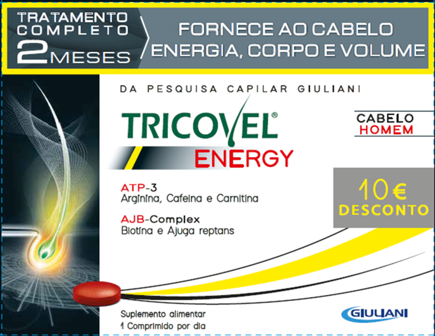Picture of Tricovel Comprimidos Energy Pack Duo