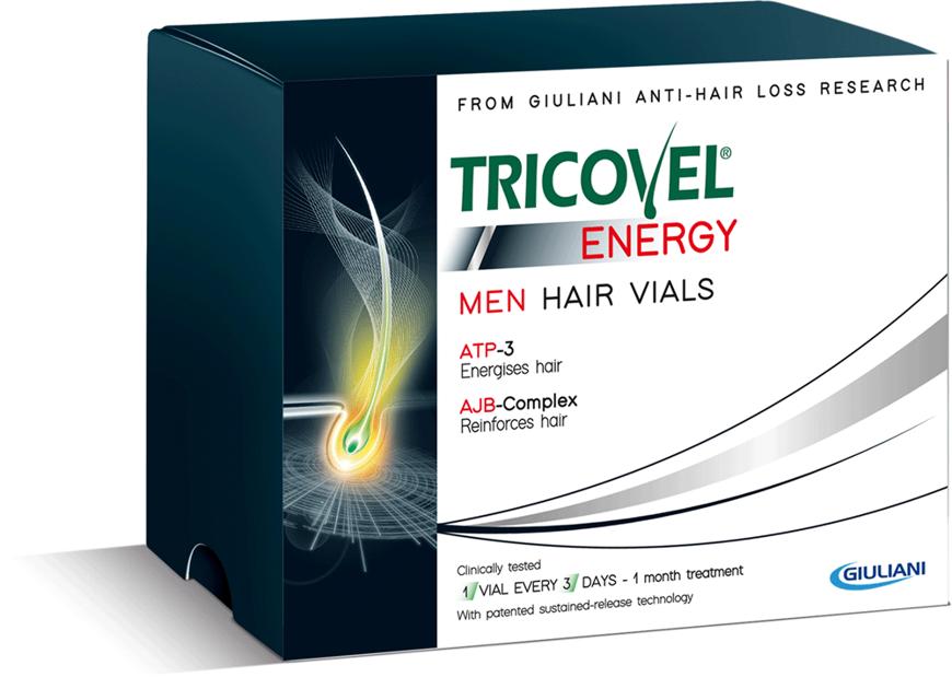 Imagem de Tricovel Ampolas Energy Homem