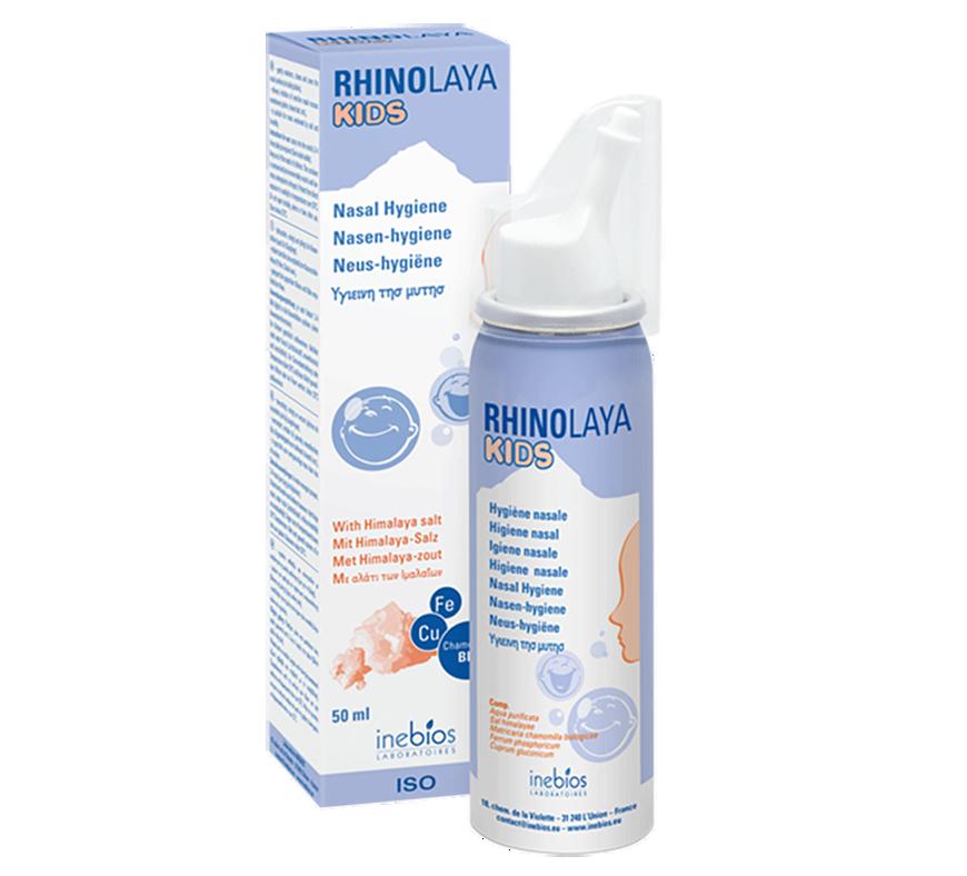 Imagem de Rhinolaya Higiene Nasal Kids