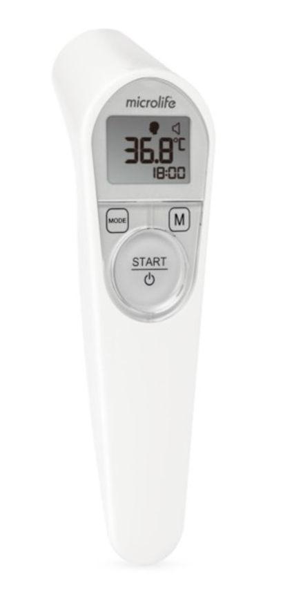 """Imagem de Microlife Nc200 Termometro """"Non Contact"""""""