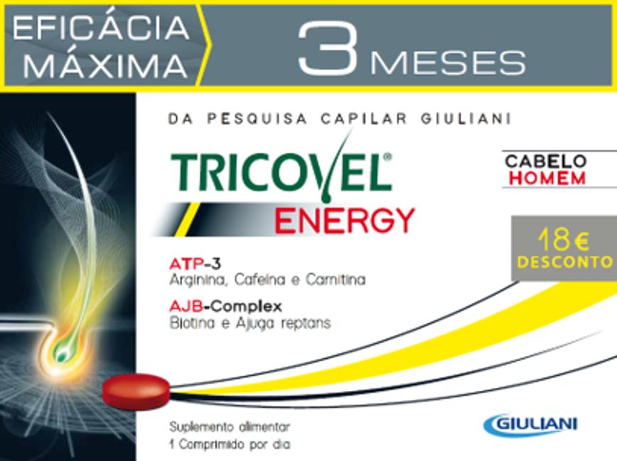 Imagem de Tricovel Comprimidos Energy Pack Triplo