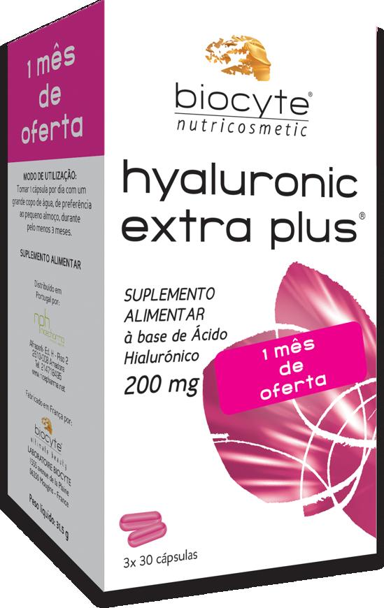 Imagem de Hyaluronic Forte Extra Plus 90 Cápsulas - 1 Mês de Oferta