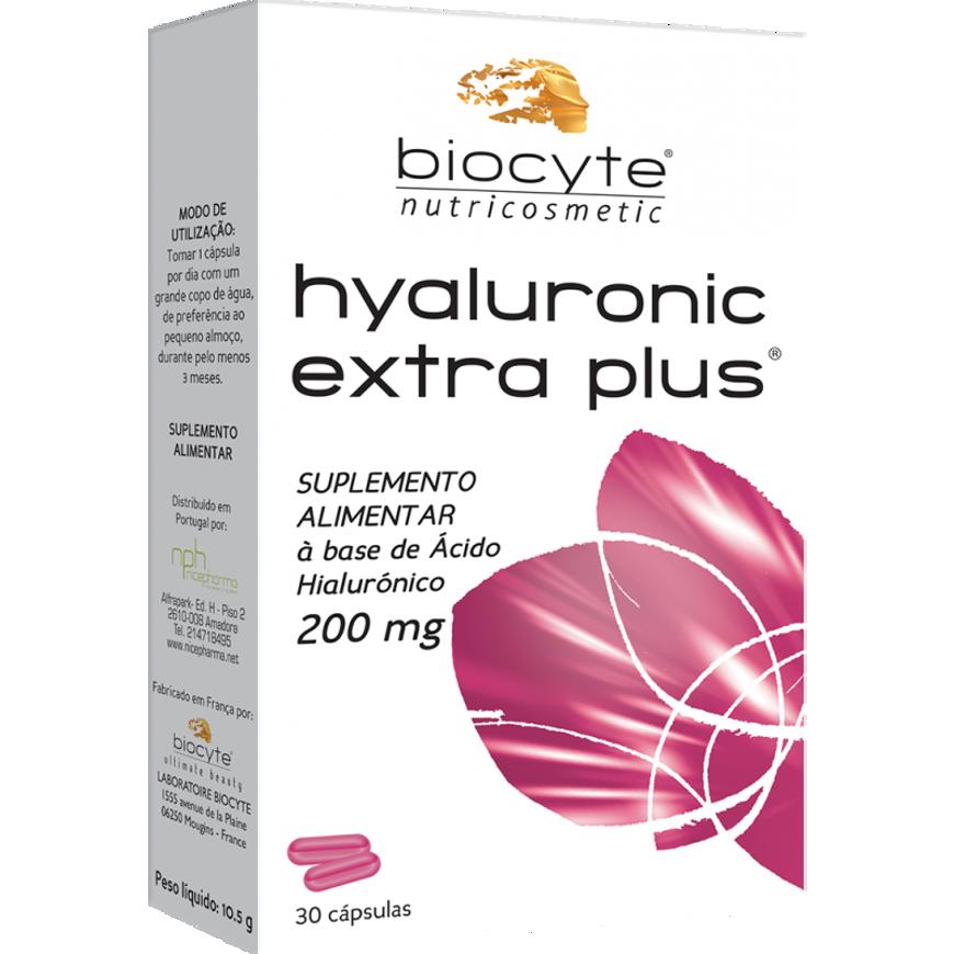 Imagem de Hyaluronic Forte Extra Plus 30 Cápsulas