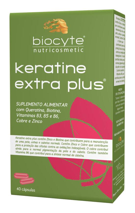 Imagem de Keratine Forte Extra Plus 40 Cápsulas