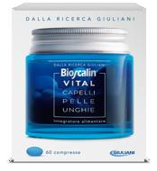 Imagem de Bioscalin Vital Cabelo Pele Unhas